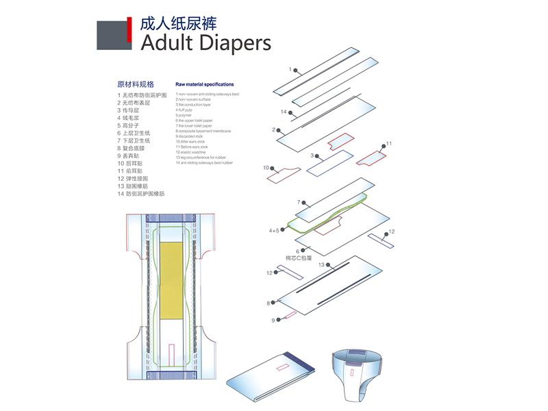 江西纸尿裤机械-智造者机械价格公道的纸尿裤机械出售