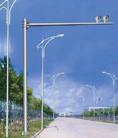 鎮江小區監控桿_正源交通設施供應好用的小區監控桿