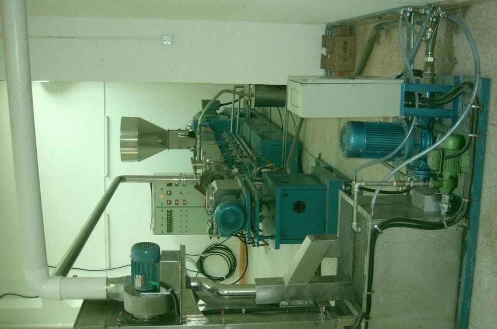 中国造粒机-供应广东信誉好的双螺杆TPE水下造粒机组