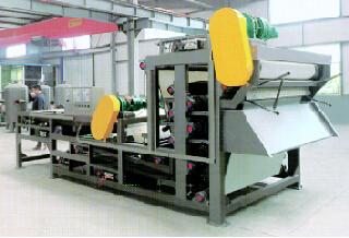 帶式壓濾機效果-質量硬的帶式壓濾機在哪買