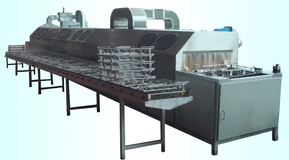 和伟达超声波设备超声波清洗干燥线作用怎么样,漳州清洗设备
