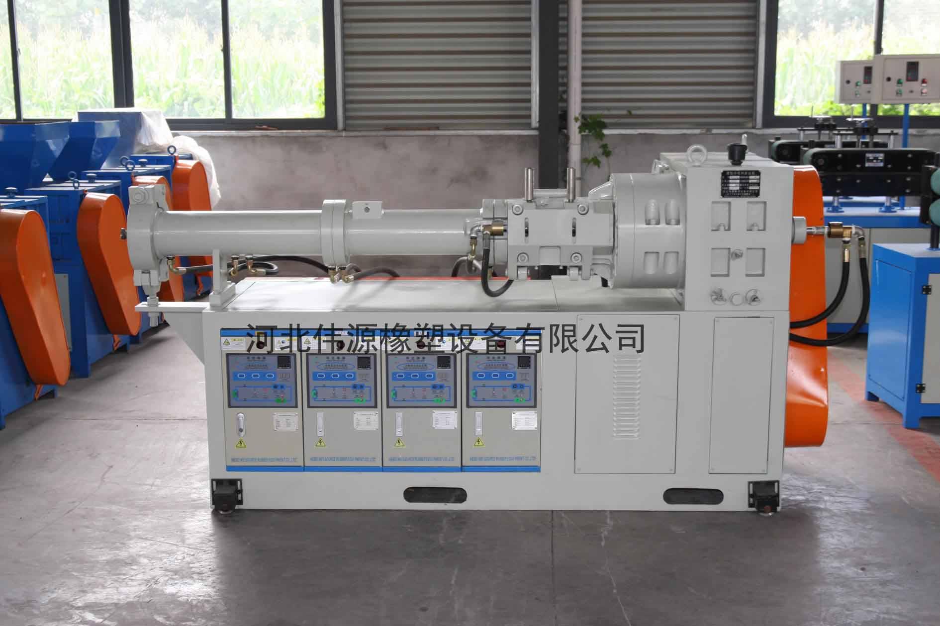 90型冷喂料橡膠擠出機報價-大量供應好用的冷喂料橡膠擠出機