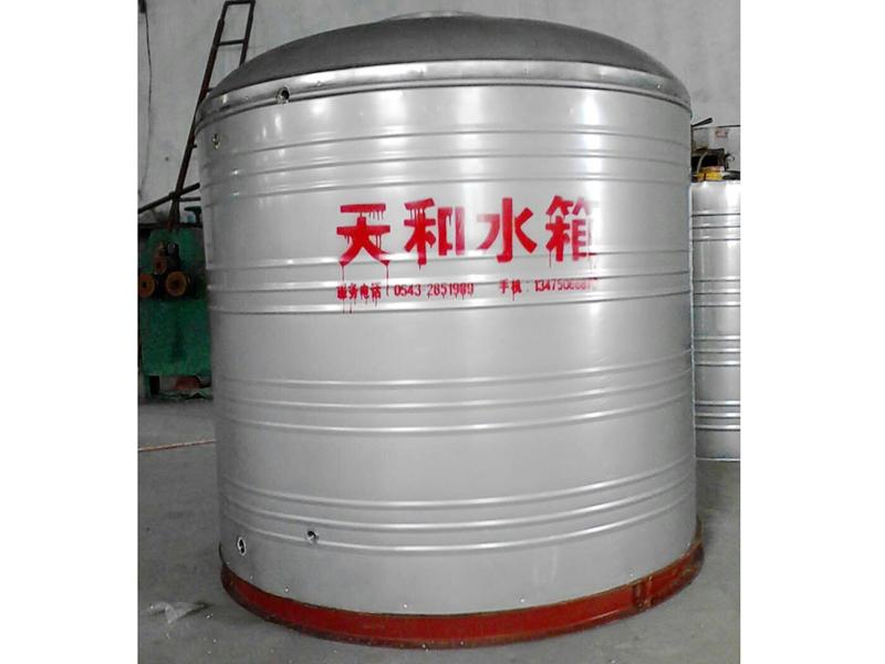 濱州哪里能買到不銹鋼水罐 河南保溫水罐