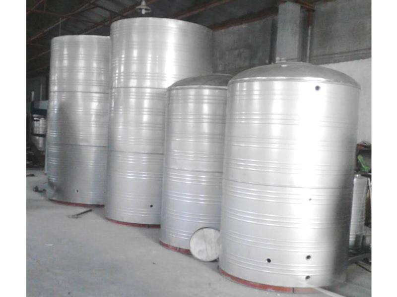 高質量不銹鋼水罐定制生產_濱州不銹鋼水罐廠家