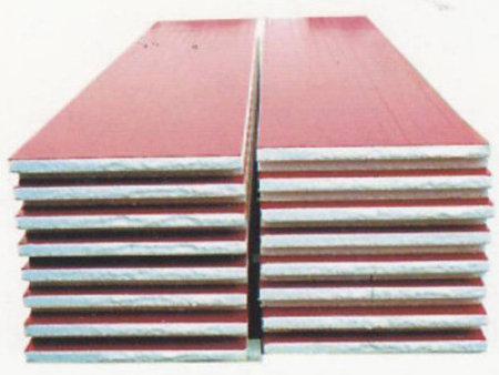 厦门优良的彩钢夹芯板出售|彩钢岩棉夹芯净化板|鼎发工贸