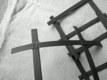 泰安凸结点钢塑格栅专业供应商 云南凸结点钢塑土工格栅