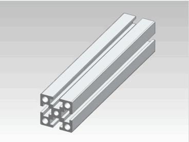 济宁铝合金-大量供应各种优良的工业铝型材