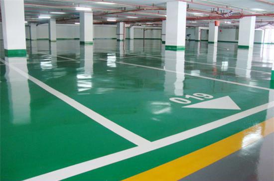 优质耐磨地坪环氧防静电地坪停车场用的地坪
