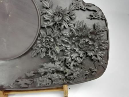 肇庆超值的文化端砚摆件工艺品,麻子坑