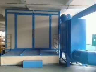 福建蜂窩噴砂房安裝-想買優惠的噴砂房,就來廈門榮卓晟機械