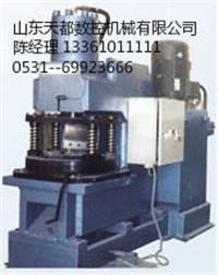 供應濟南精密QJ系列液壓角鋼切角機——液壓角鋼切角機公司