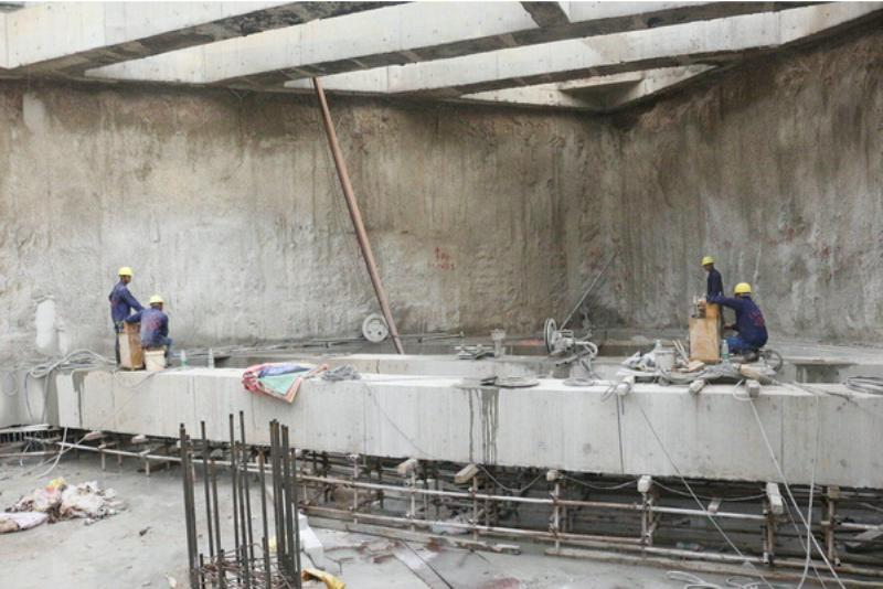 茂名混凝土切割工程 专业的混凝土切割工程就在广东兄长弟久