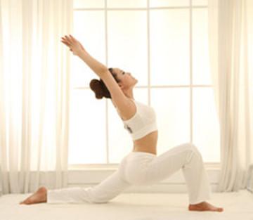 瑜伽教练培训班--青州金水合瑜伽