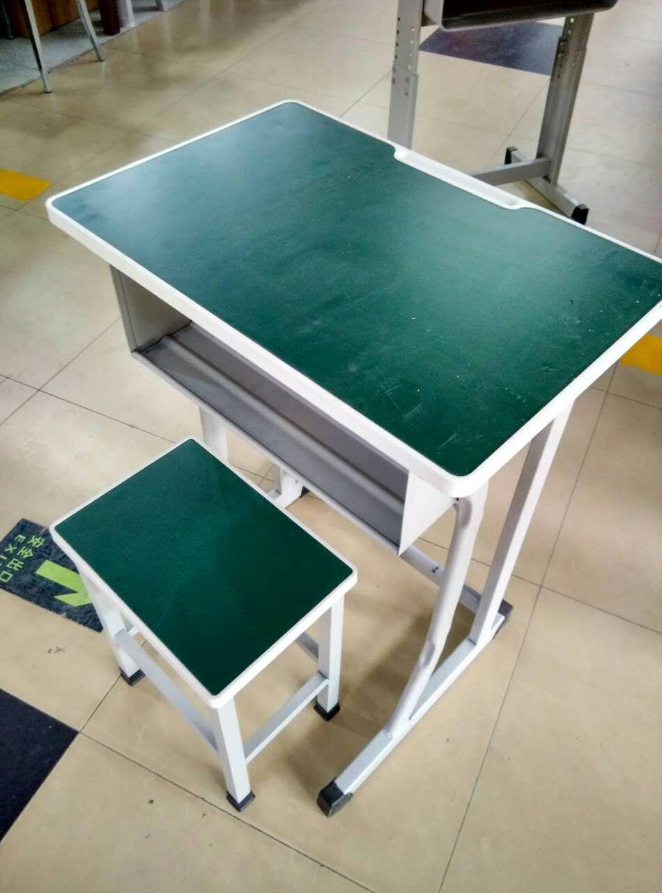 蘭州食堂餐桌批發_買高質量雙人課桌椅找恒順元家具