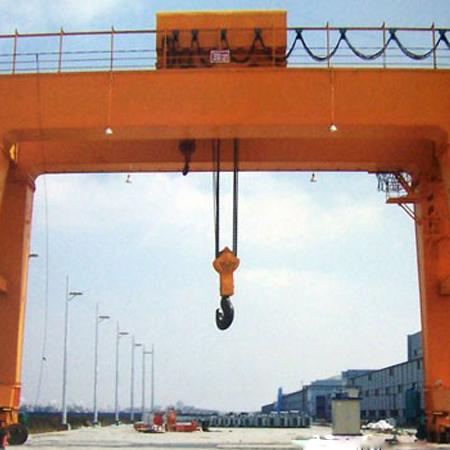岳峰起重机械——质量好的龙门吊提供商|威海龙门吊