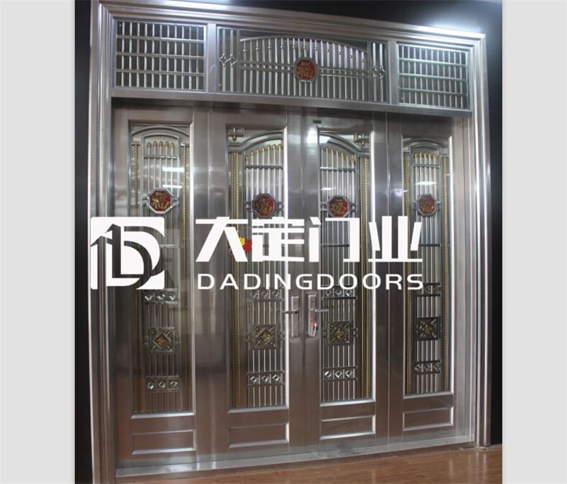 钦州不锈钢门-选购不锈钢门认准都安大定门业公司