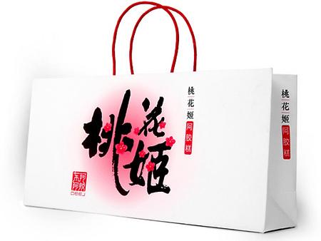 【东风彩印】烟台包装 烟台手提袋 烟台印刷