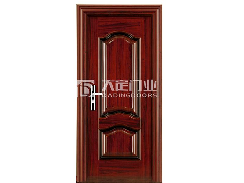 广西有口碑的钢质仿木纹门-钢质房间门厂家推荐