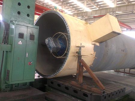 【煙臺通用】煙臺大型鋼結構 煙臺大型銑床 煙臺大型鉚焊加工