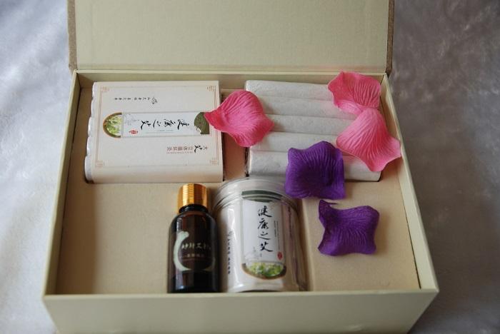 想买价格优惠的艾灸套盒,就来郑州大爱企业管理-优质艾条