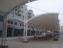 【定制】合肥膜结构汽车棚,安徽膜结构汽车棚安装,停车棚