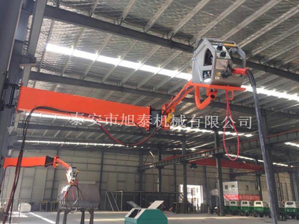 厂家定制 空气净化设备使用焊机空间臂