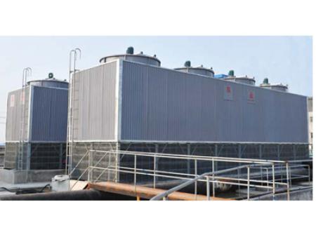 优质的方形冷却塔供应商-运转平稳的方形冷却塔出售