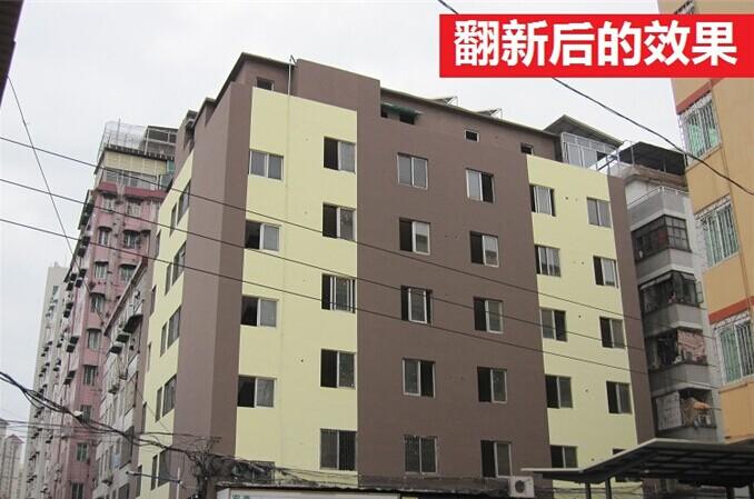 广州外墙翻新公司推荐-可信的广州装修防水补漏