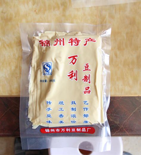 锦州市万利干豆腐万利豆制品专业供应-承德批发干豆腐
