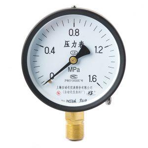 知名的上海自动化仪表品牌推荐   上海仪表四厂压力表