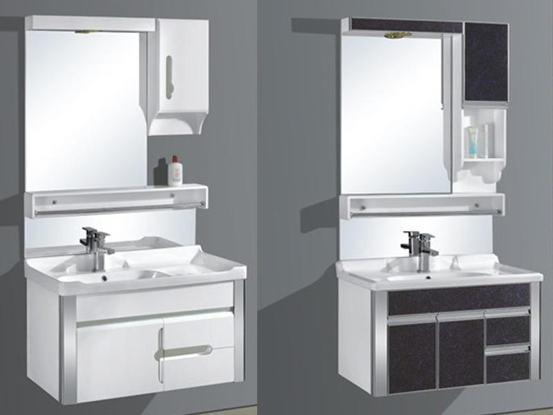兰州价位合理的甘肃浴室柜批发_甘肃哪里有卖卫浴柜的