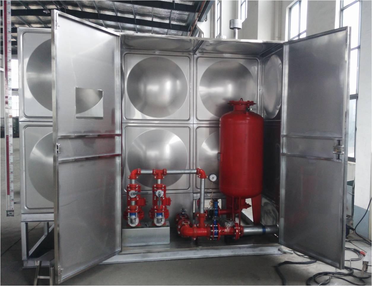 箱泵一体化水箱厂家-高性价箱泵一体化水箱供销