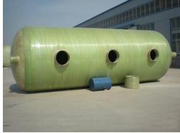 污水处理池-品牌好的玻璃钢成品化粪池厂家推荐