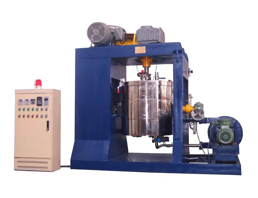 AXT-S系列升降式搅拌球磨机多少钱-明海粉体专业供应粉体机械