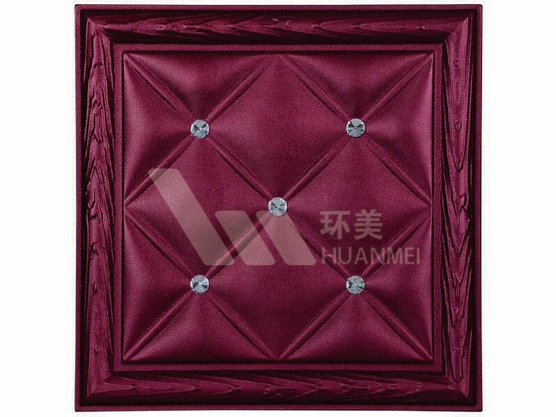 深圳背景墙——上广州环美装饰材料,买优质的皮雕背景墙