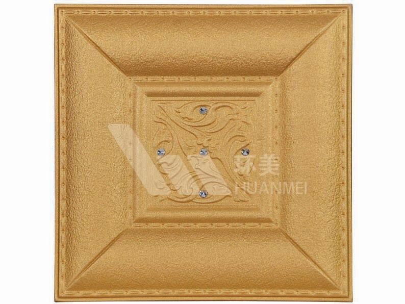 广州环美装饰材料——专业的皮雕背景墙提供商_东莞背景墙