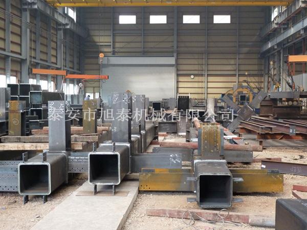 厂家定制车架焊接设备空间臂