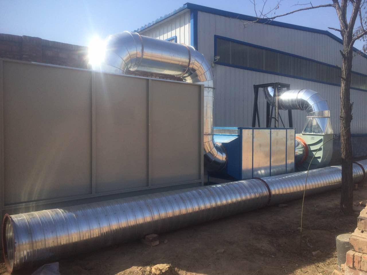 潤滕環保供應值得信賴的活性炭吸附塔-活性炭吸附塔供應商