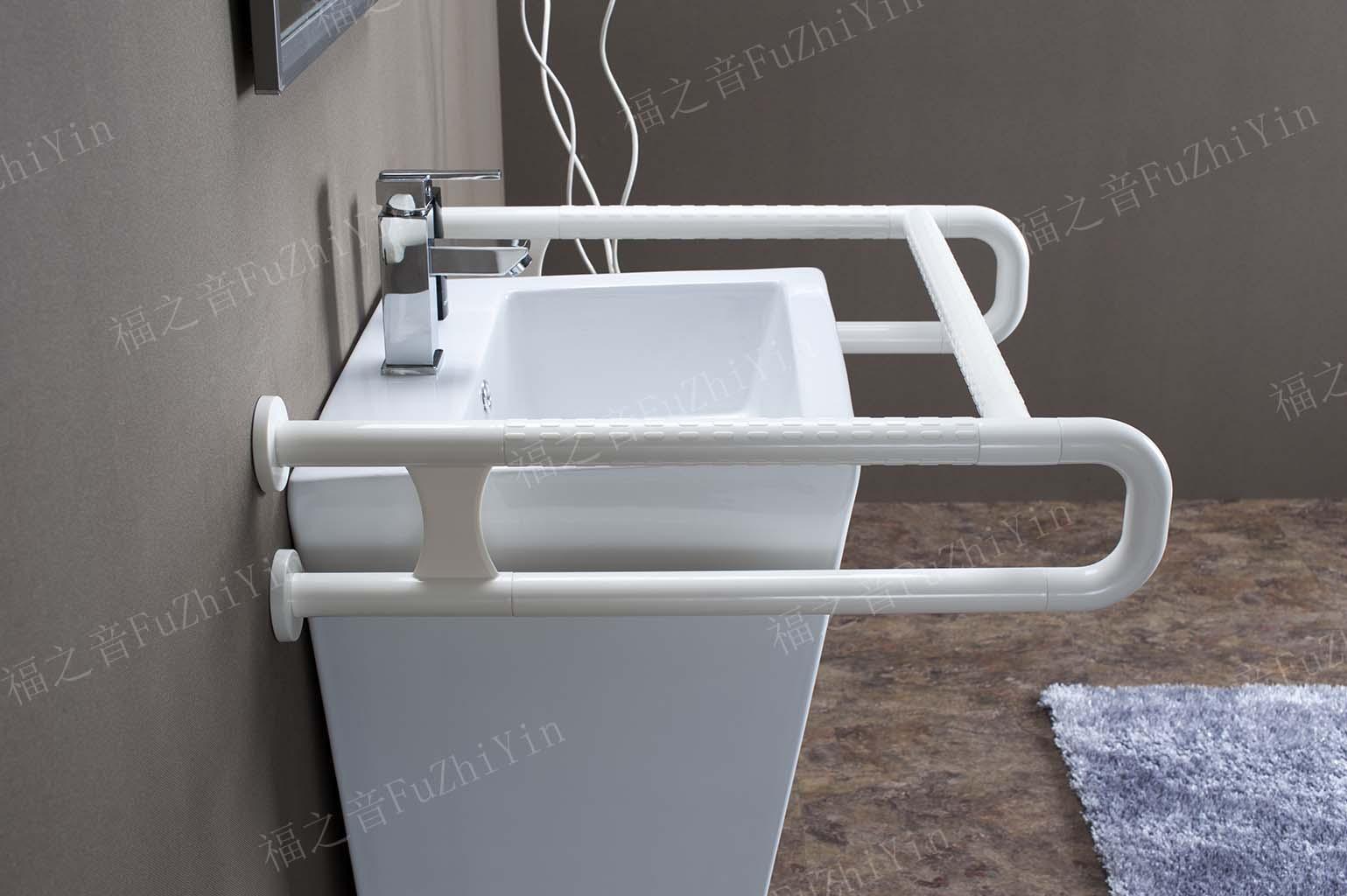 有品質的F-W0211-U型水平洗手盆掛墻扶手上哪買    -專業的F-W0211-U型水平洗手盆掛墻扶手