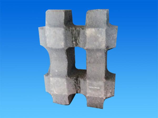 井字草皮磚 雙八植草磚 單8字草皮磚 云河彩磚加工 長期供應