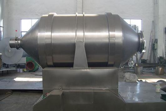 选购质量可靠的明海生产二维混合机就选明海粉体-金华二维混合机