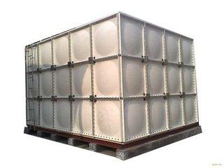 华辰空调通风设备厂专业提供smc组合式水箱_山东smc组合式水箱