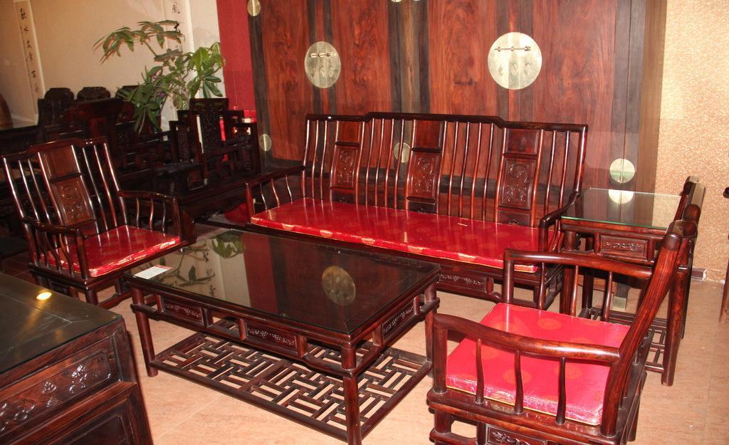 供销金易装饰工程-质量好的金易红木装饰销售