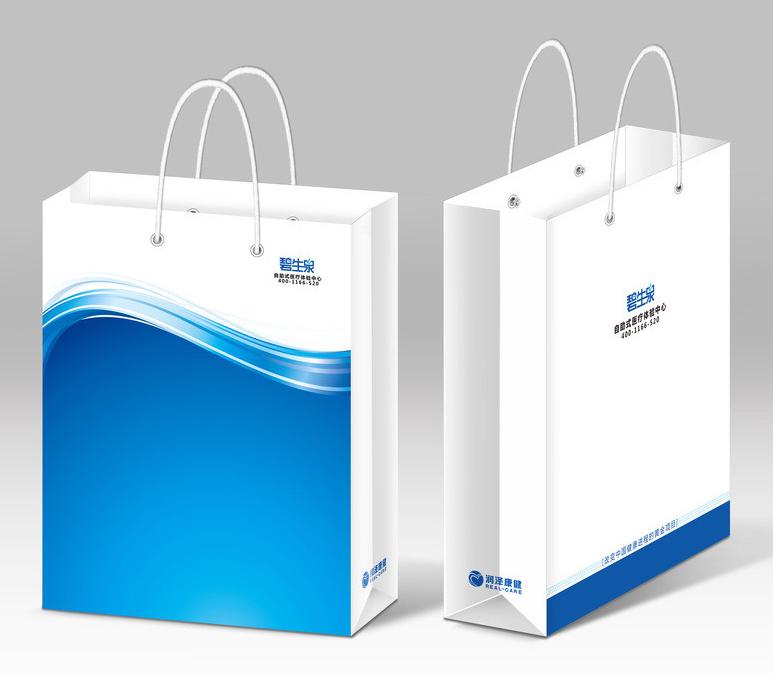 云南曲靖纸袋印刷公司推荐,富源手提袋