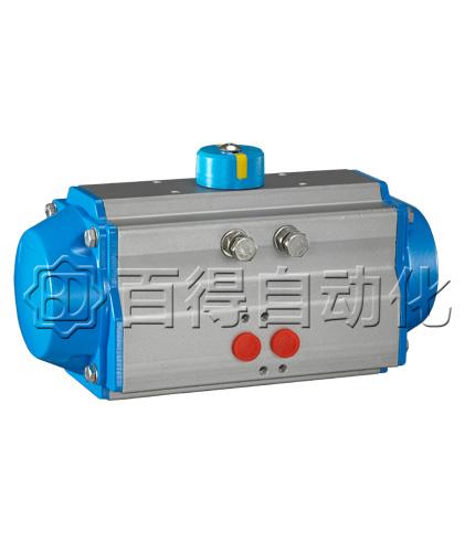 浙江百得自动化_质量好的精小型气动执行器提供商_选型气动头