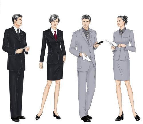 哪里可以买到新款厦门职业装_实用的厦门职业装制作