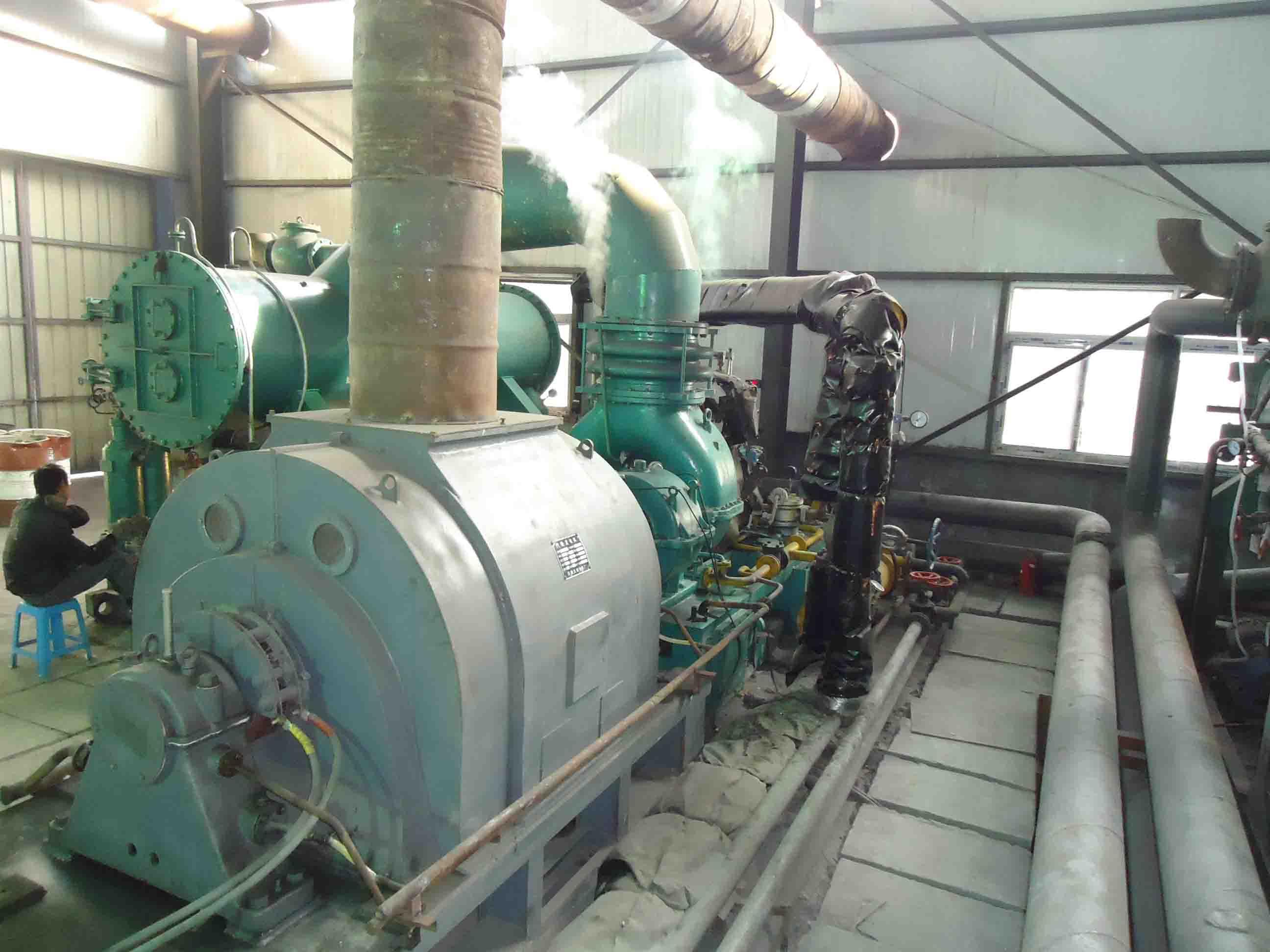 型号多样的电调拖动式汽轮机哪里有?欢迎到淄博卓信汽轮机企业