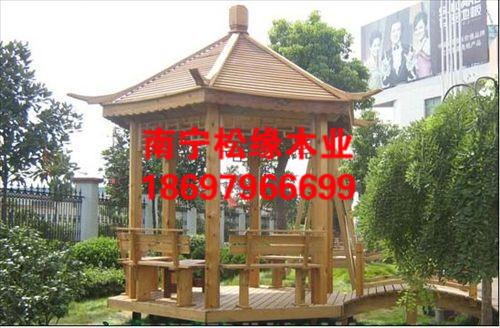 广西防腐木凉亭出售-出售南宁有品质的防腐木凉亭
