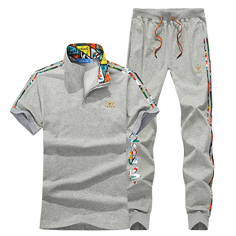 供销阿迪达斯夏季纯棉运动服一件代发_福建高质量的耐克阿迪情侣套装品牌推荐