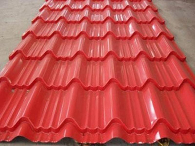 兰州彩钢琉璃瓦生产厂家_质量好的彩钢琉璃瓦火热供应中